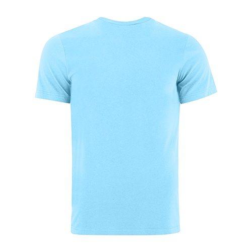 Custom Printed Bella + Canvas 3001 Jersey T-shirt - 29 - Back View   ThatShirt