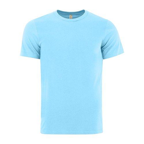 Custom Printed Bella + Canvas 3001 Jersey T-shirt - Front View   ThatShirt