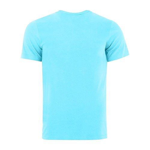 Custom Printed Bella + Canvas 3001 Jersey T-shirt - 43 - Back View   ThatShirt