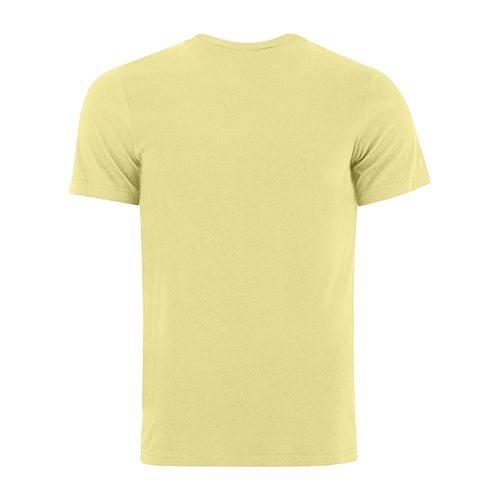 Custom Printed Bella + Canvas 3001 Jersey T-shirt - 46 - Back View | ThatShirt