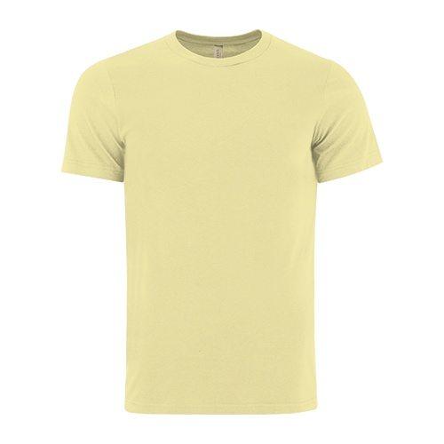 Custom Printed Bella + Canvas 3001 Jersey T-shirt - Front View | ThatShirt
