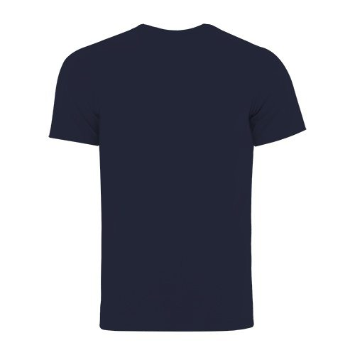 Custom Printed Bella + Canvas 3005 V-Neck Jersey Tee - 14 - Back View | ThatShirt