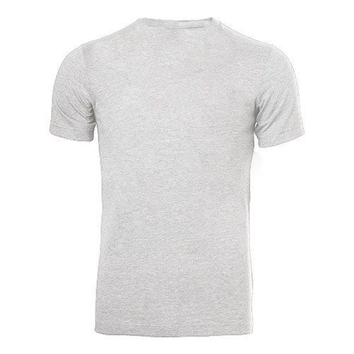 Custom Printed Bella + Canvas 3413 Tri-Blend T-shirt - 1 - Back View   ThatShirt