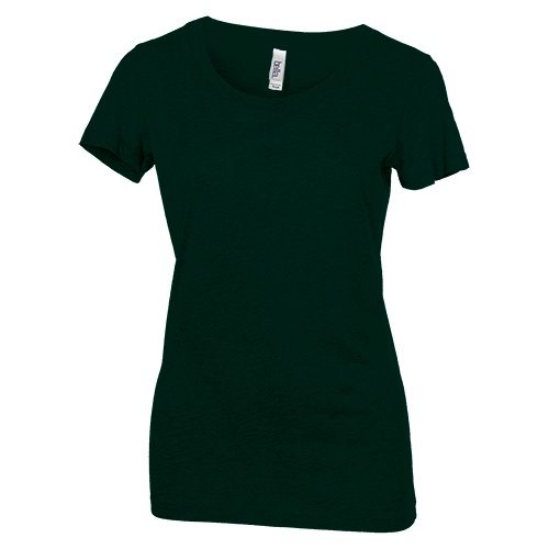 Bella + Canvas 8413 Ladies' Tri-Blend  T-shirt