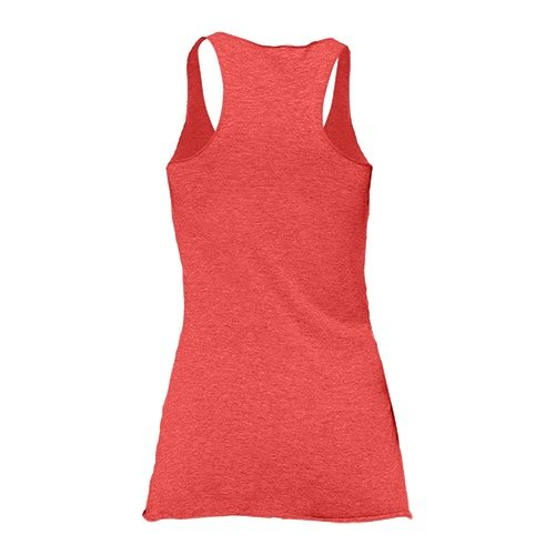 Custom Printed Bella + Canvas 8430 Ladies' Triblend Racerback Tank - 0 - Back View | ThatShirt