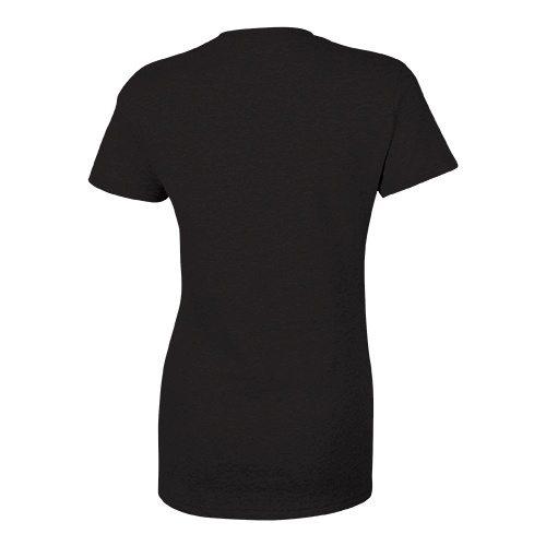 Custom Printed Bella + Canvas 8435 Ladies' Triblend Deep V-Neck Tee - 3 - Back View | ThatShirt