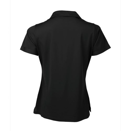 Custom Printed Coal Harbour L4006 Ladies' Snag Resistant Contrast Stitch Sport Shirt - 0 - Back View | ThatShirt