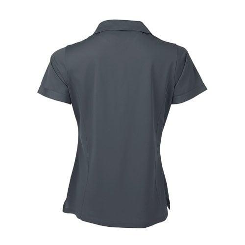Custom Printed Coal Harbour L4006 Ladies' Snag Resistant Contrast Stitch Sport Shirt - 2 - Back View | ThatShirt