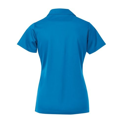 Custom Printed Coal Harbour L4007 Ladies' Everyday Sport Shirt - 1 - Back View   ThatShirt