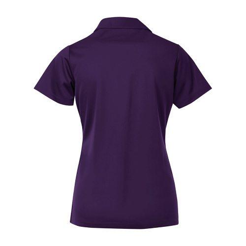 Custom Printed Coal Harbour L4007 Ladies' Everyday Sport Shirt - 2 - Back View | ThatShirt