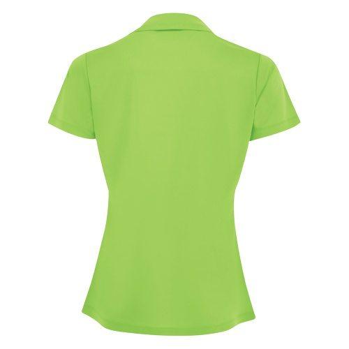Custom Printed Coal Harbour L4007 Ladies' Everyday Sport Shirt - 3 - Back View   ThatShirt