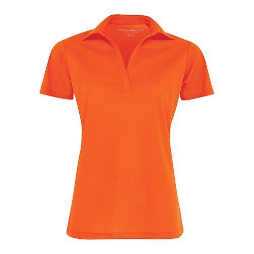 Custom Printed Coal Harbour L4007 Ladies' Everyday Sport Shirt - Front View | ThatShirt