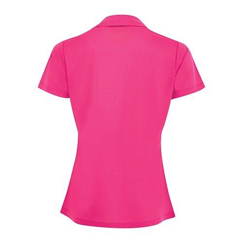 Custom Printed Coal Harbour L4007 Ladies' Everyday Sport Shirt - 7 - Back View | ThatShirt