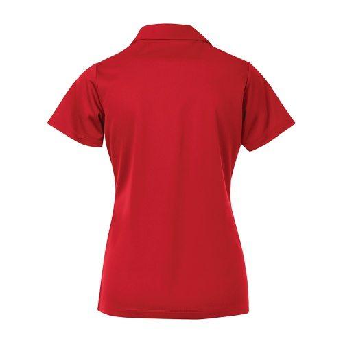 Custom Printed Coal Harbour L4007 Ladies' Everyday Sport Shirt - 8 - Back View | ThatShirt