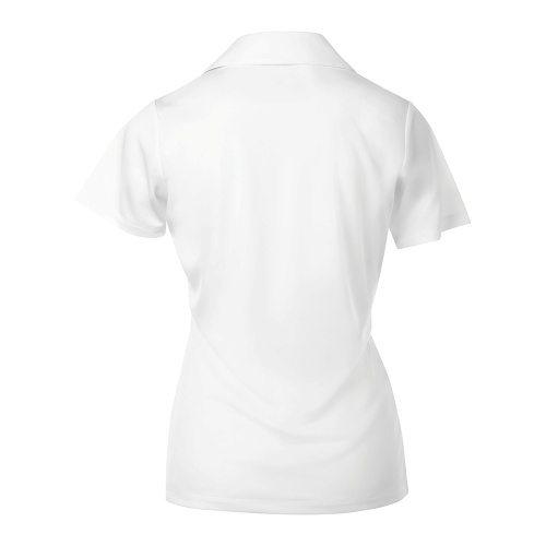 Custom Printed Coal Harbour L4007 Ladies' Everyday Sport Shirt - 11 - Back View | ThatShirt