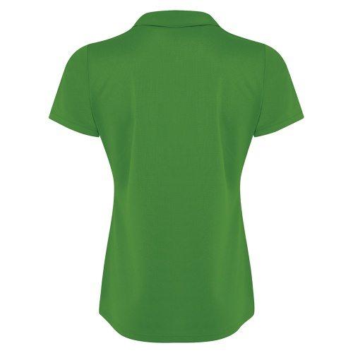 Custom Printed Coal Harbour L4015 Ladies' City Tech Sport Shirt - 8 - Back View | ThatShirt