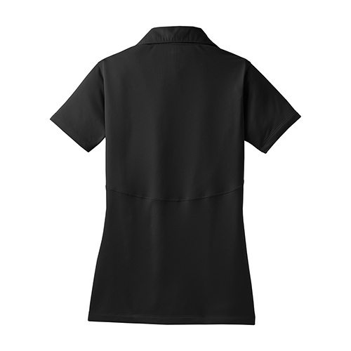 Custom Printed Coal Harbour L445 Ladies' Snag Resistant Tricot Sport Shirt - 1 - Back View | ThatShirt