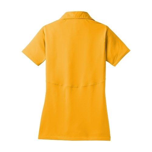 Custom Printed Coal Harbour L445 Ladies' Snag Resistant Tricot Sport Shirt - 2 - Back View   ThatShirt