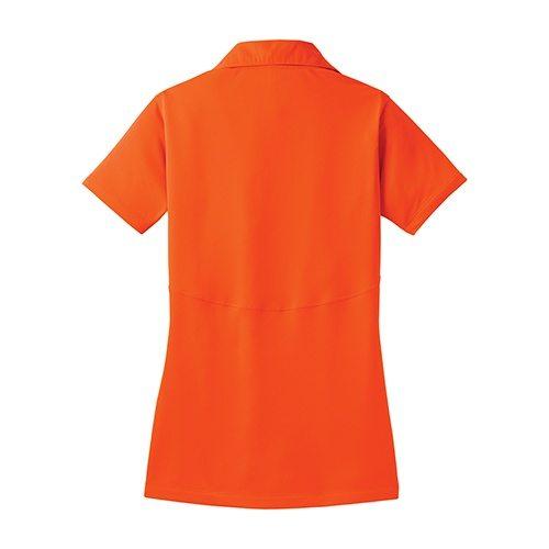 Custom Printed Coal Harbour L445 Ladies' Snag Resistant Tricot Sport Shirt - 6 - Back View | ThatShirt