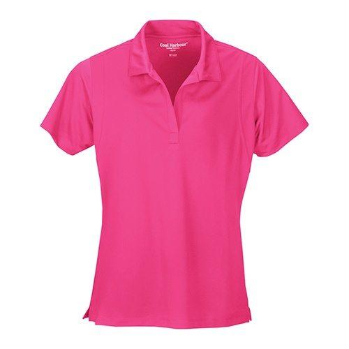 Coal Harbour L445 Ladies' Snag Resistant Tricot Sport Shirt