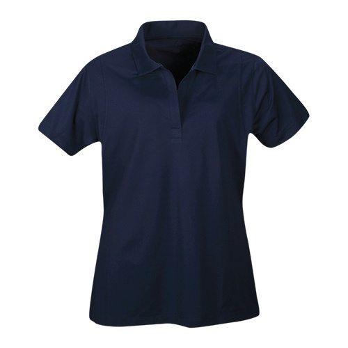 Custom Printed Coal Harbour L445 Ladies' Snag Resistant Tricot Sport Shirt - Front View | ThatShirt