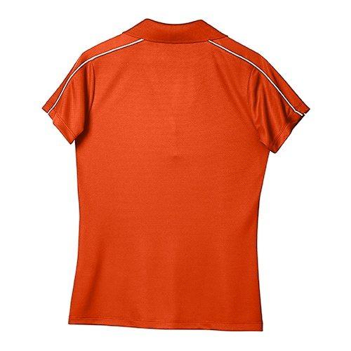 Custom Printed Coal Harbour L470 Ladies' Prism Sport Shirt - 2 - Back View | ThatShirt