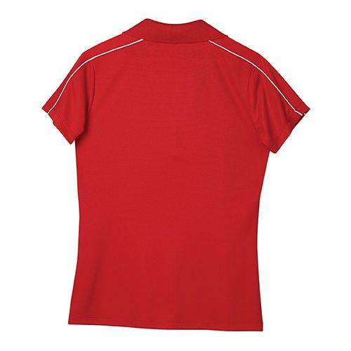 Custom Printed Coal Harbour L470 Ladies' Prism Sport Shirt - 3 - Back View | ThatShirt