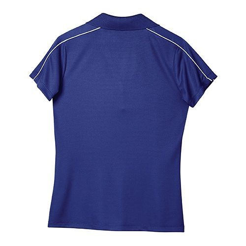 Custom Printed Coal Harbour L470 Ladies' Prism Sport Shirt - 4 - Back View | ThatShirt