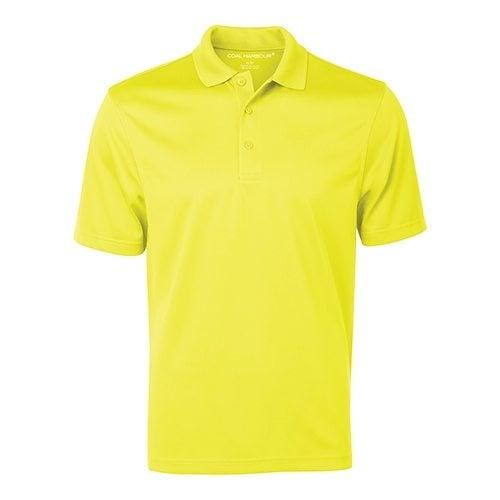 Custom Printed Coal Harbour S4005 Snag Proof Power Sport Shirt - Front View | ThatShirt
