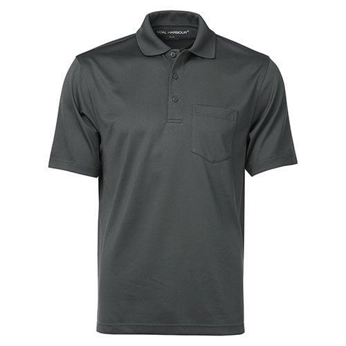 Custom Printed Coal Harbour S4005P Snag Proof Power Pocket Sport Shirt - Front View | ThatShirt