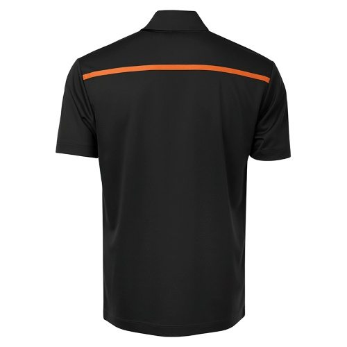 Custom Printed Coal Harbour S4008 Everyday Colour Block Sport Shirt - 1 - Back View | ThatShirt