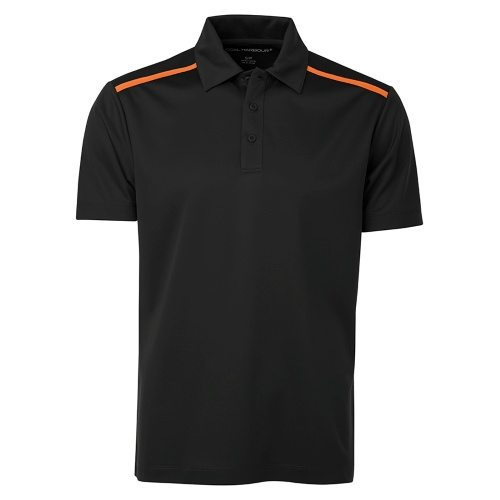 Custom Printed Coal Harbour S4008 Everyday Colour Block Sport Shirt - Front View   ThatShirt