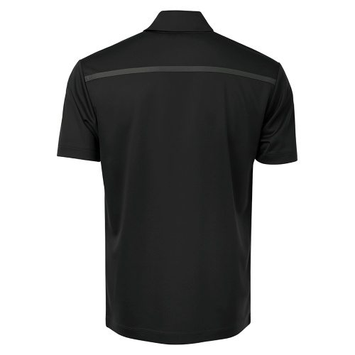 Custom Printed Coal Harbour S4008 Everyday Colour Block Sport Shirt - 3 - Back View | ThatShirt