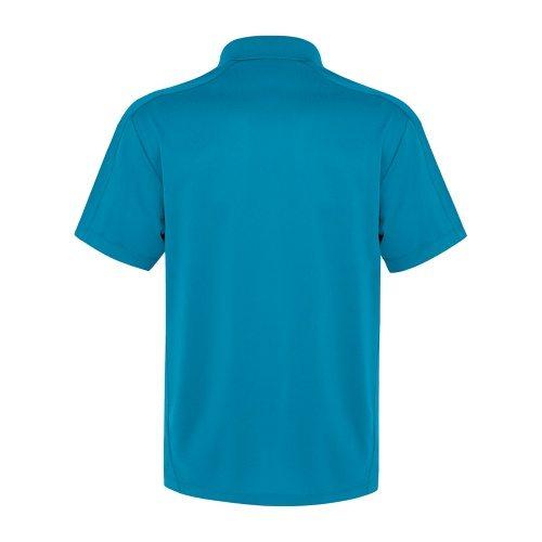 Custom Printed Coal Harbour S4015 City Tech  Sport Shirt - 2 - Back View | ThatShirt