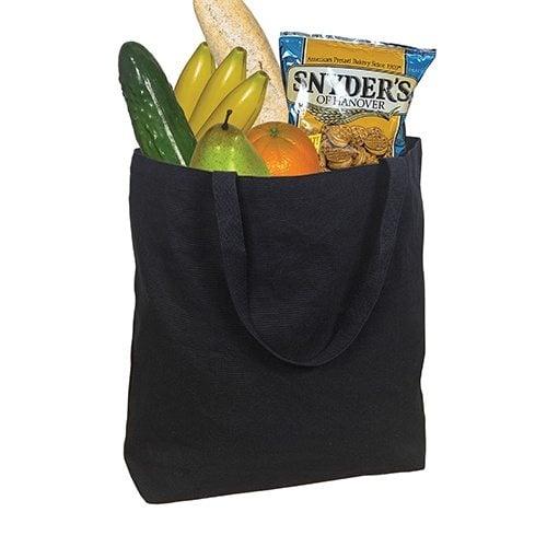 Custom Printed Debco E2000 Tote Bag - Front View | ThatShirt