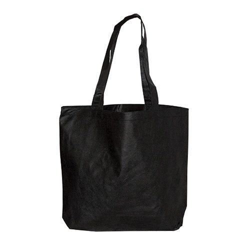 Custom Printed Debco 2950 Non Woven Tote Bag - 1 - Back View | ThatShirt