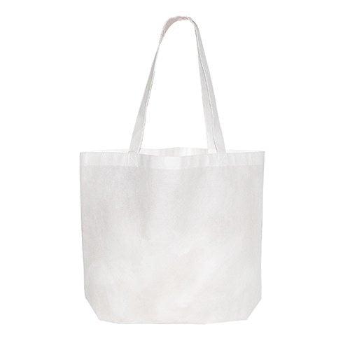 Custom Printed Debco 2950 Non Woven Tote Bag - Front View   ThatShirt
