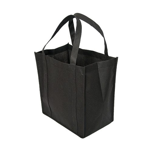 Custom Printed Debco NW7007 Non Woven Tote Bag - 1 - Back View | ThatShirt