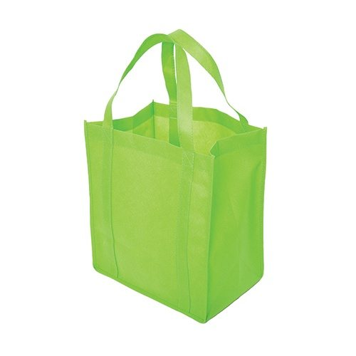 Custom Printed Debco NW7007 Non Woven Tote Bag - Front View | ThatShirt