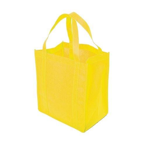 Custom Printed Debco NW7007 Non Woven Tote Bag - 0 - Back View | ThatShirt