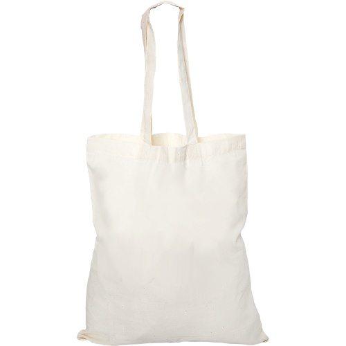 Custom Printed Debco E8000 Cotton Canvas Tote Bag - 0 - Back View | ThatShirt