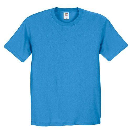 Custom Printed Fruit of the Loom 3930R Heavy Cotton HD T-Shirt - Front View | ThatShirt