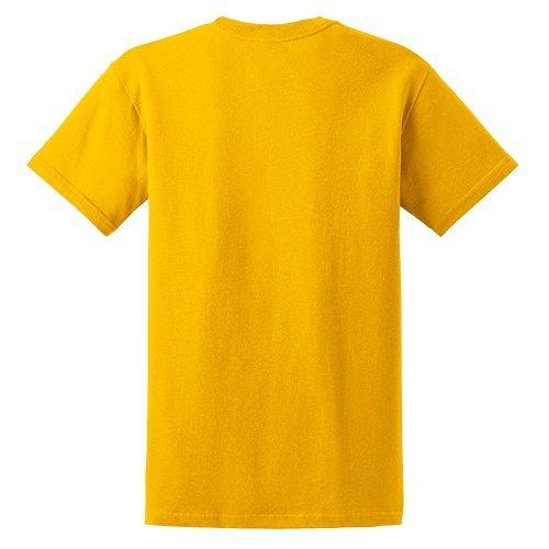 Custom Printed Fruit of the Loom 3930R Heavy Cotton HD T-Shirt - 13 - Back View | ThatShirt