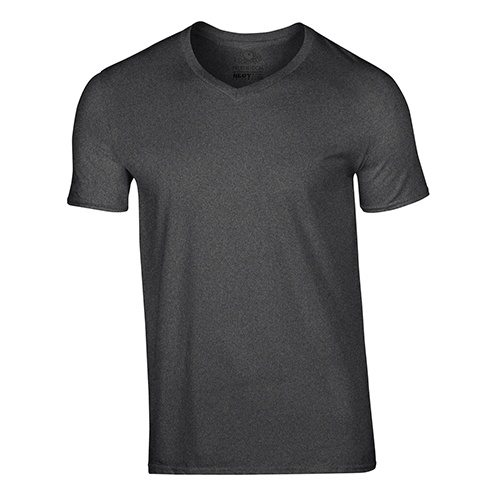 Fruit of the Loom 39VR Heavy Cotton HD V-Neck T-Shirt