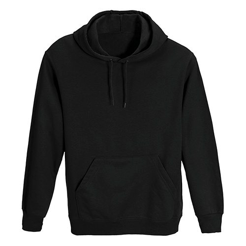 Custom Printed Fruit of the Loom 82130R Supercotton Hooded Sweatshirt - Front View | ThatShirt