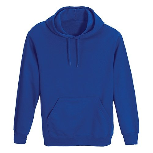 Custom Printed Fruit of the Loom 82130R Supercotton Hooded Sweatshirt - 0 - Front View | ThatShirt