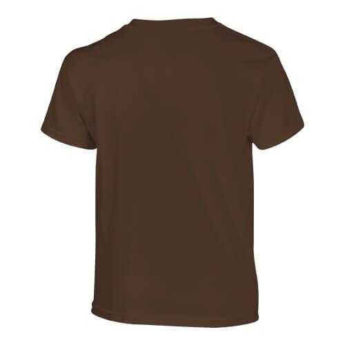 Custom Printed Fruit of the Loom HD6BY Youth Lofteez HD T-Shirt - 5 - Back View | ThatShirt