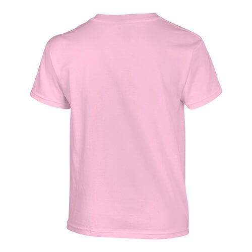 Custom Printed Fruit of the Loom HD6BY Youth Lofteez HD T-Shirt - 6 - Back View   ThatShirt