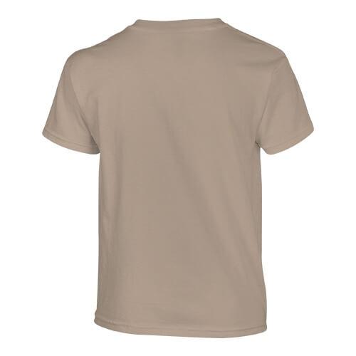 Custom Printed Fruit of the Loom HD6BY Youth Lofteez HD T-Shirt - 11 - Back View   ThatShirt