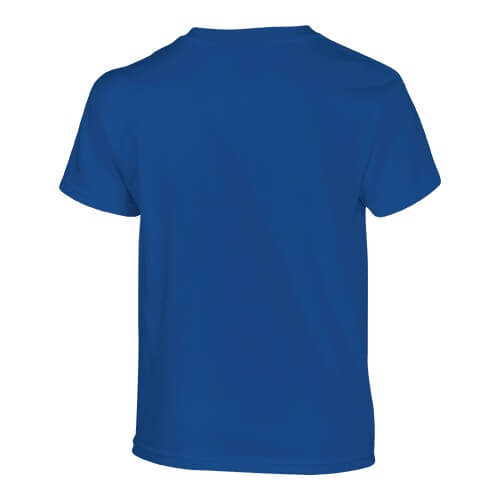 Custom Printed Fruit of the Loom HD6BY Youth Lofteez HD T-Shirt - 17 - Back View   ThatShirt